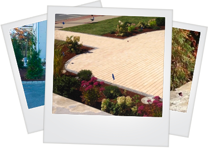 Top Rated Landscape Design Company in Walpole Massachusetts - polaroids-design